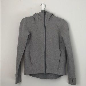 Lululemon grey jacket